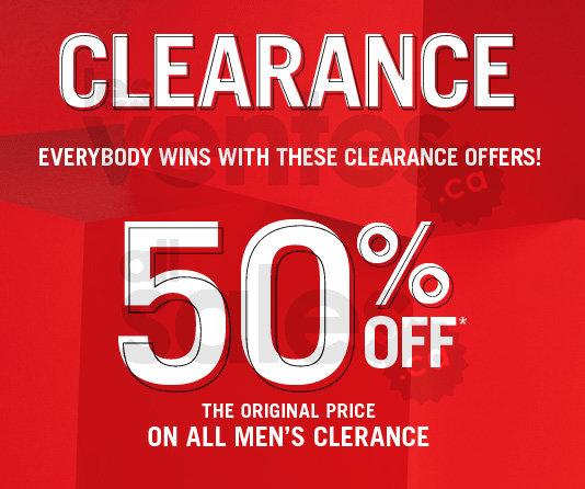 ALDO online clearance sale - save 50