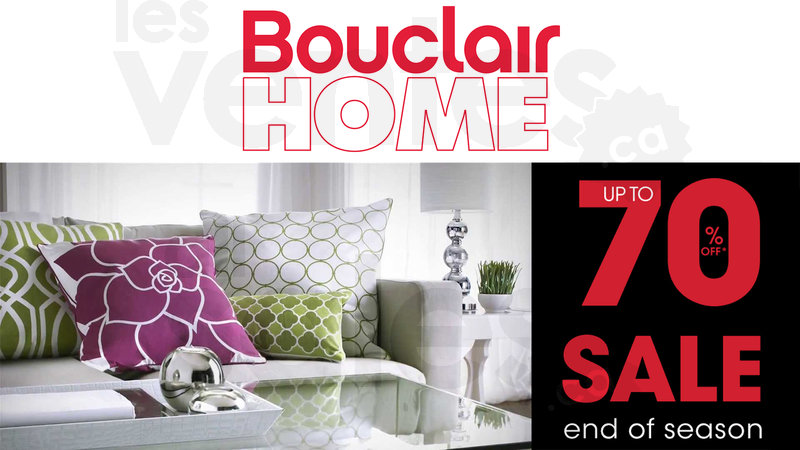 Home Decor Up To 70 Off At Bouclair Allsales Ca