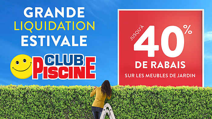 Club Piscine BIG Summer Clearance   allsales ca
