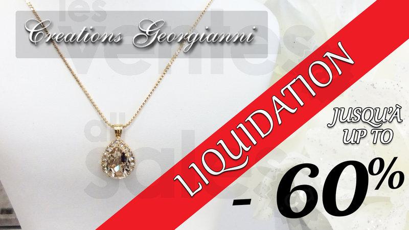 Bijoux cristaux Swarovski jusqu'à -60% | lesventes.ca