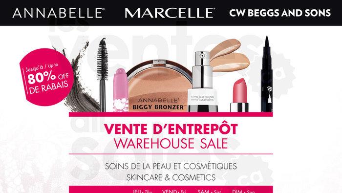 Marcelle Annabelle Amp Cw Beggs Sale Allsales Ca